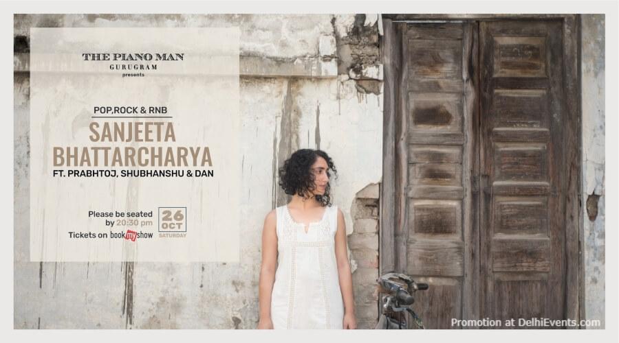 Sanjeeta Bhattacharya Prabhtoj Shubhanshu Dan Piano Man Gurugram Creative