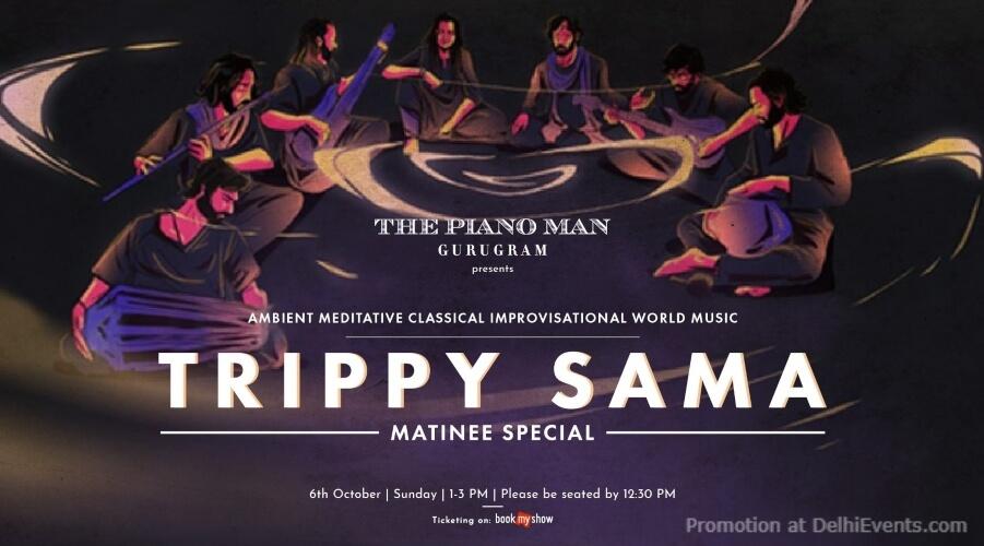 Trippy Sama  Matinee Special Piano Man Gurugram Creative