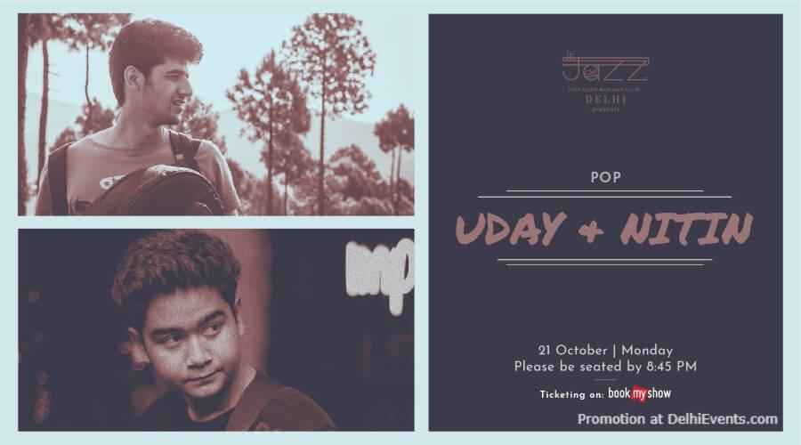 Uday Nitin Piano Man Jazz Club Safdarjung Enclave Creative