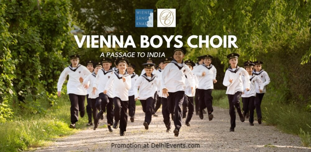 Vienna Boys Choir Passage India Creative