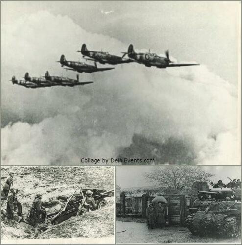 Poland First Flight Exhibition Photographs