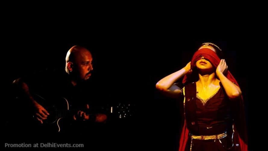 Rage Beyond Irawati Gandhari Dance Drama Still