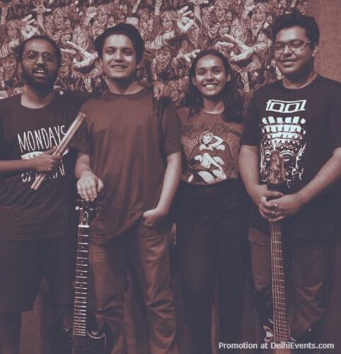 Salt Rock Band