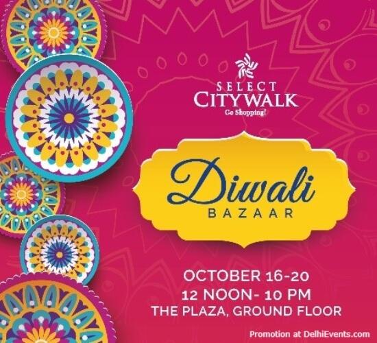 Diwali Bazaar Select Citywalk Saket Creative