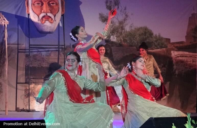 Shrinkhala Dance Company Still