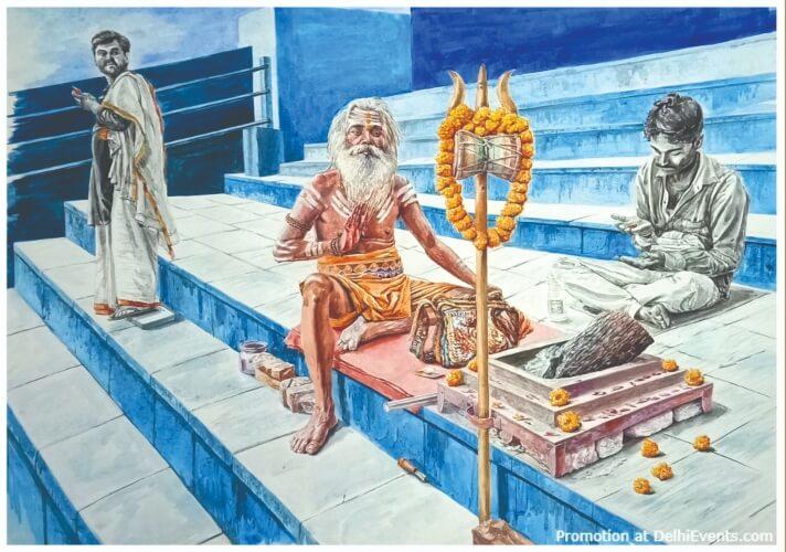 Suresh Degloorkar Artwork