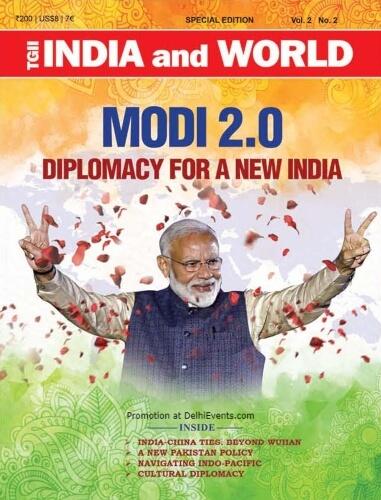 Modi 2.0 Diplomacy New India Cover Photo World