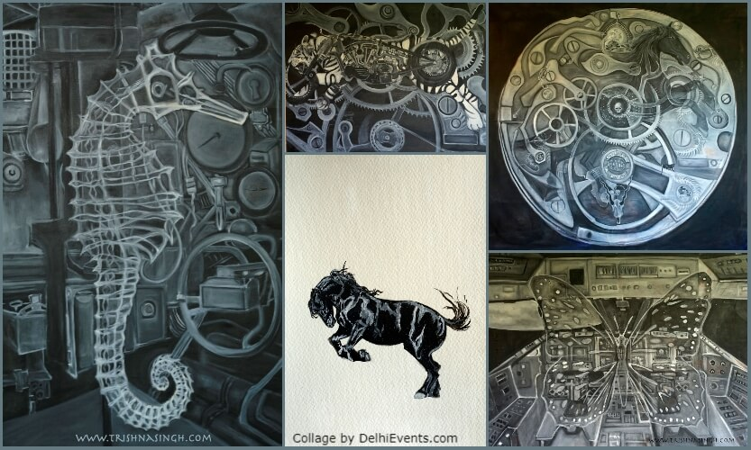Paintings Trishna Singh