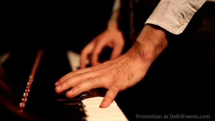 Pianist Sahil Vasudeva