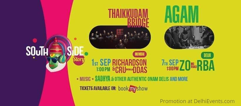 RED FM South Side story Thaikkudam Bridge Agam Zorba Entertainment Creative