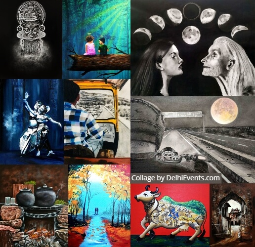 Urge 14th Annual Art Exhibition NIFA artworks