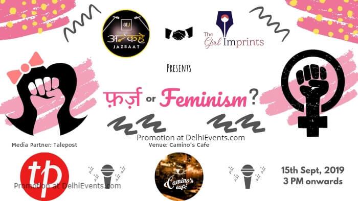 Farz Feminism Camino Cafe Creative