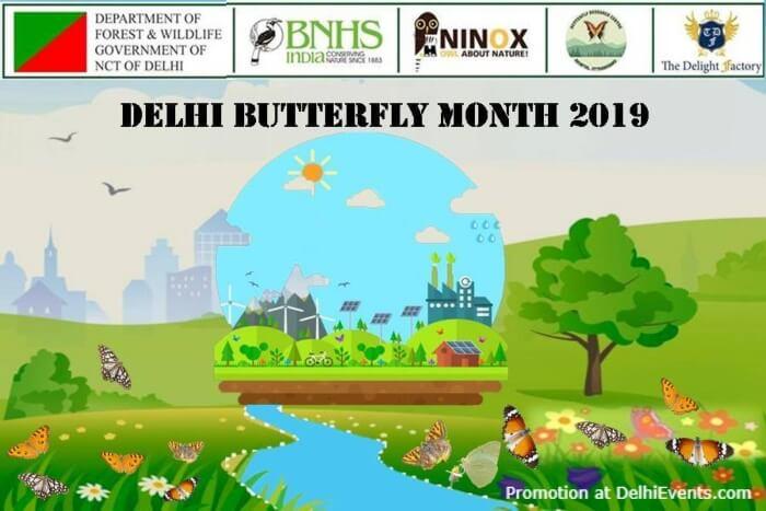 BNHS India Home Butterfly Gardening Stills