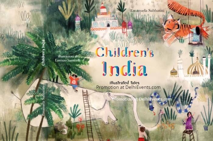 Childrens India Emanuela Sabbatini Book Launch  Creative