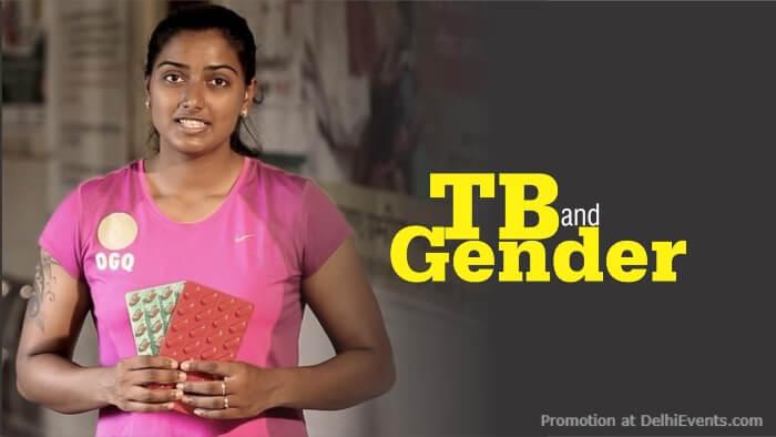 Conversations around TB Gender American Center Kasturba Gandhi Marg Creative