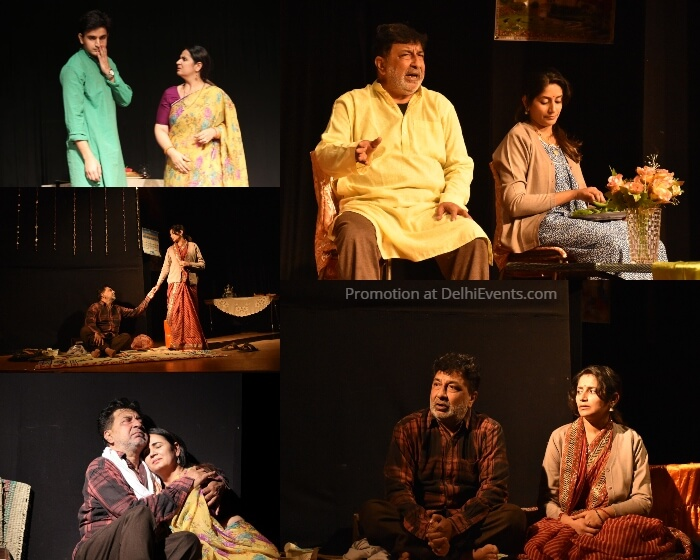 Family Circus Comedy Play Saleem Shah Alliance Francaise Creative