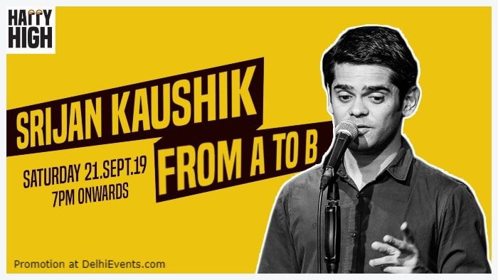 From Standup Comedy Srijan Kaushik Happy High Shahpur Jat Creative