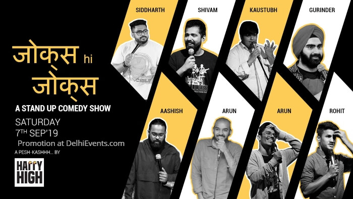 Jokes Standup Comedy Happy High Creative