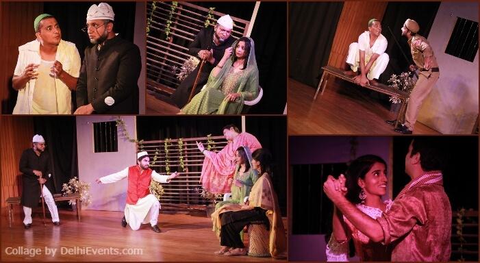 Kanjoos Hindustani Comedy Play Stills
