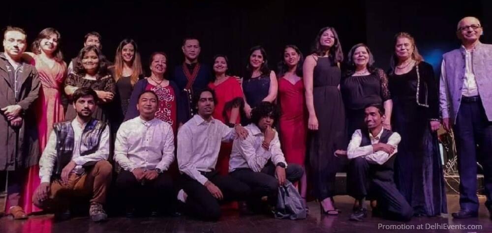 Lyric Ensemble Delhi