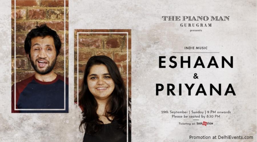 Eshaan Priyana Piano Man Gurugram Creative
