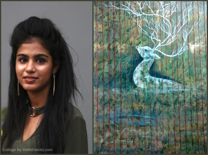 Painting Palak Modi