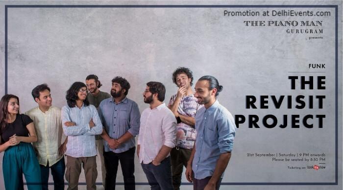 Revisit Project Piano Man Gurugram Creative