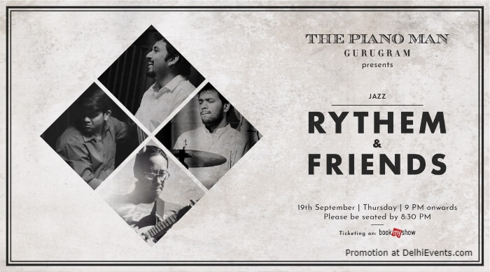 Rythem Friends Piano Man Gurugram Creative