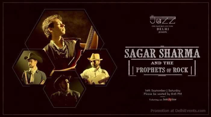 Sagar Sharma Prophets Rock Piano Man Jazz Club Safdarjung Enclave Creative