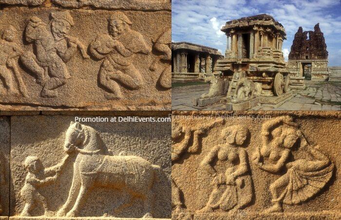 Splendor Vijayanagara Documentary Benoy Behl Stills