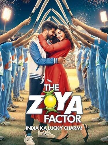 Zoya Factor Comedy Dulquer Salmaan Sonam Kapoor Creative