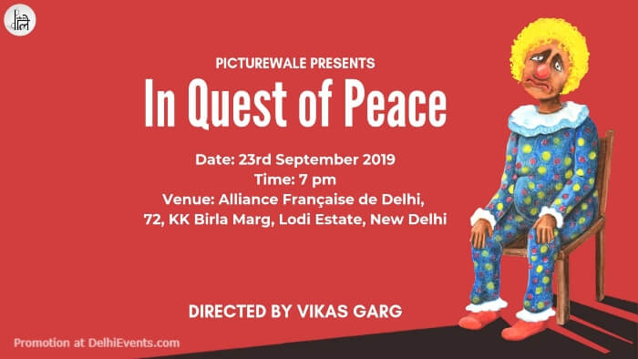 In Quest Peace Play Alliance Francaise Lodhi Estate Creative