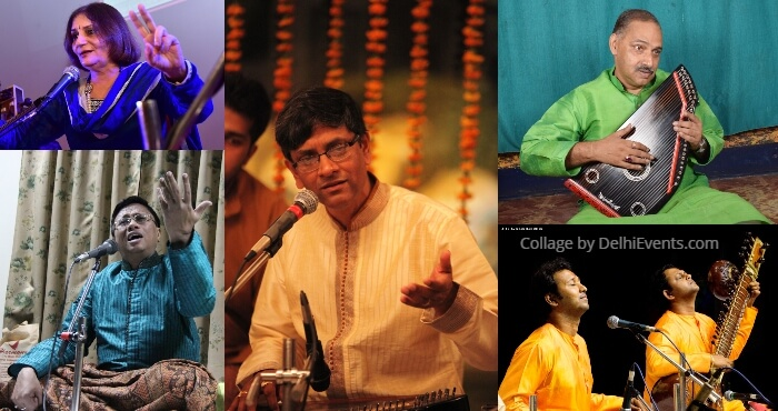 Thumri Festival Kamani Artists