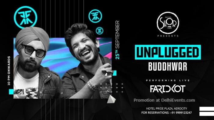 Unplugged Buddhwar Faridkot Imperfecto Shor Aerocity Creative