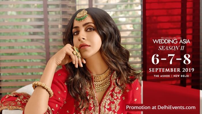 Wedding Asia Delhi Season Ashok Creative