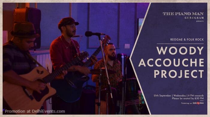 Woody Accouche Project Piano Man Gurugram Creative