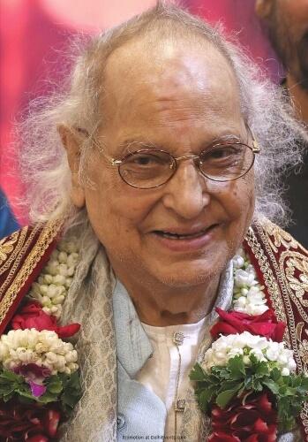 SPICMACAY offers Shradhanjali Sangeet Martand Padma Vibhushan Pt Jasraj Stills