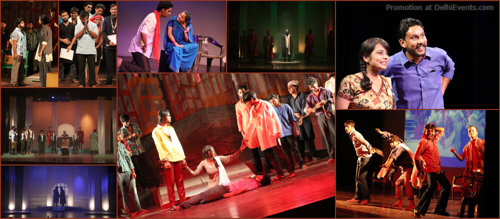 Black Pearl Theatre Group  online 20 Days Acting Workshop  Stills