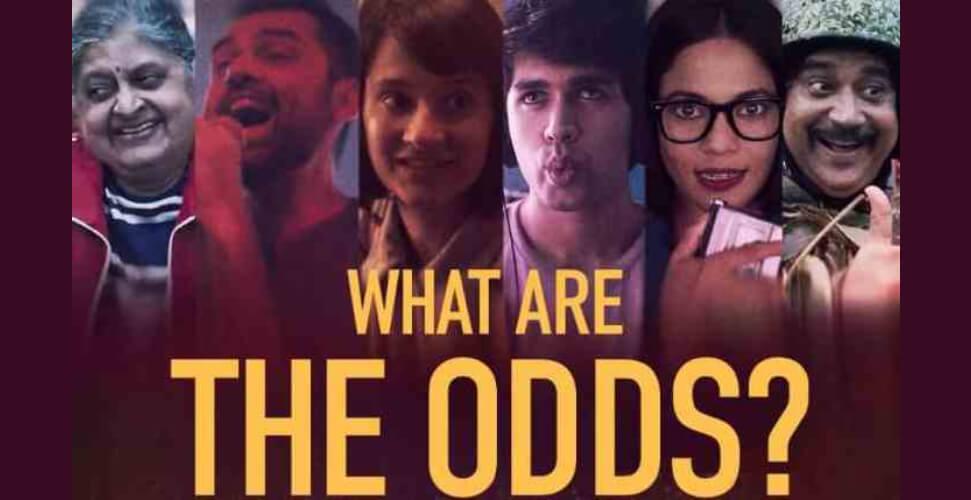 What Are Odds Abhay Deol Yashaswini Dayama Karanvir Malhotra Netflix Poster