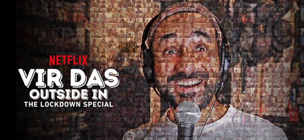 Vir Das Outside Lockdown Special Netflix Creative