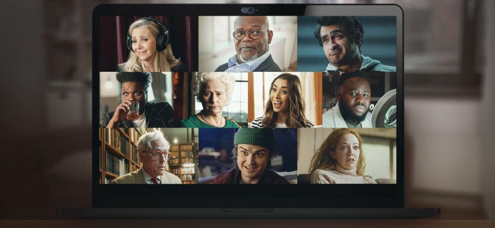Death 2020 documentary Hugh Grant Cristin Milioti Samuel L Jackson Netflix Creative