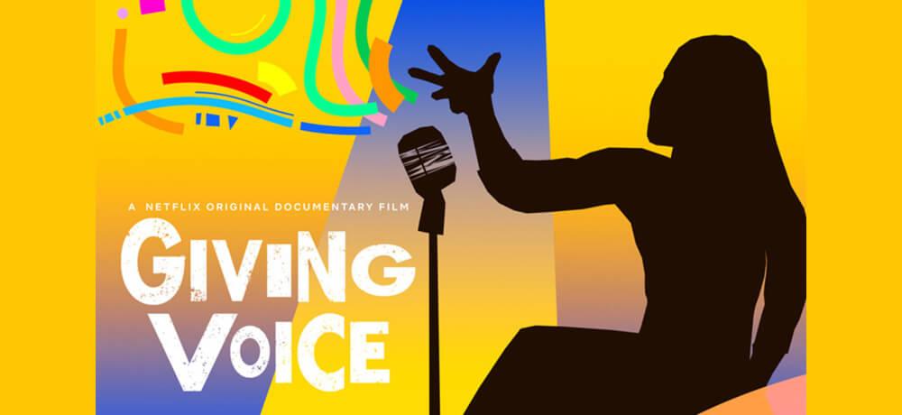 Giving Voice Viola Davis Chadwick Boseman Glynn Turman Netflix Creative