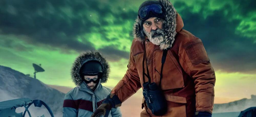Midnight Sky George Clooney Felicity Jones Kyle Chandler Netflix Creative