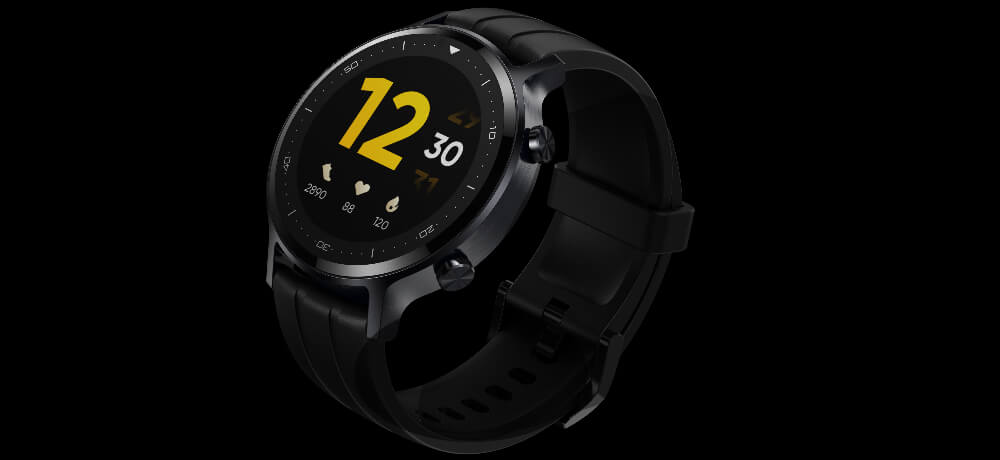 Launch Realme Watch S Still