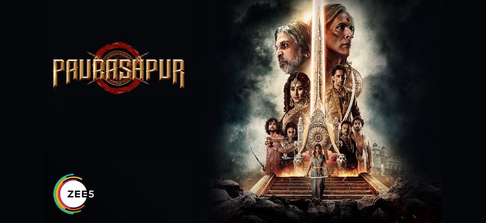Paurashpur Annu Kapoor Shaheer Sheikh Shilpa Shinde Zee5 Creative