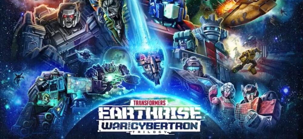 Transformers War Cybertron Animation Series Netflix Creative