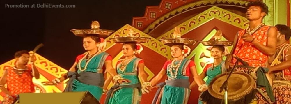 Dhap Folk Dance Odisha