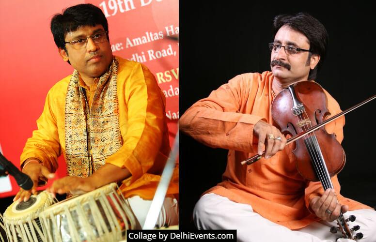 Musicians Kumar Rishitosh Santosh Nahar