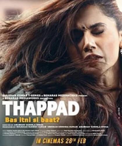 Thappad Taapsee Pannu Creative