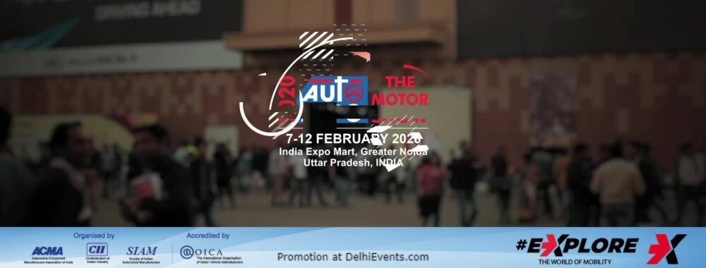 Auto Expo Motor Show 2020 India Centre Mart Greater Noida Creative